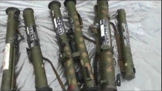Диверсанты-подрывники с батальона