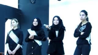 مشروع التدقيق الاجتماعي المساعدة المجتمعية لمدرسة بنات بيت عنان الاساسية 2