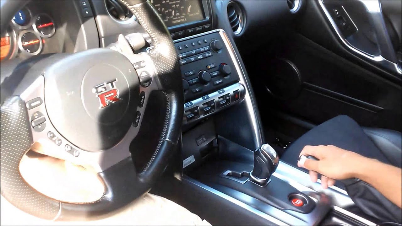 read description how to drive with paddle shifters using a gt r rh youtube com r33 gtr gearbox manual nissan gtr r35 manual gearbox