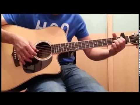 American Tune (Paul Simon) guitar lesson - YouTube