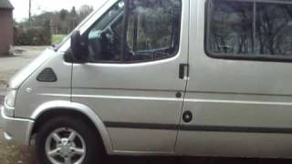 Ford Transit DC 4:11 TD Built March 2000