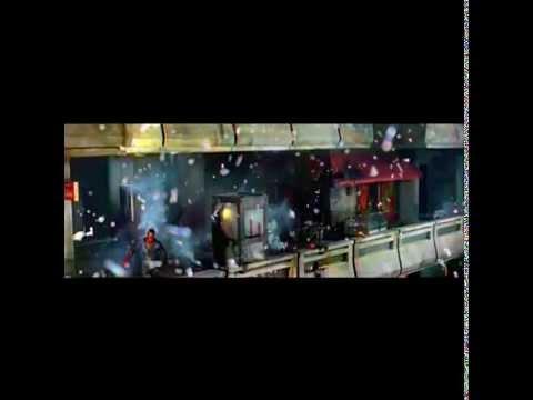 Dredds confrontation with Mama *Dredd 2012*