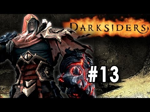 Let's Play Darksiders - [Part 13] [The Final Beam]