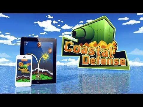 Coastal Defense - Universal - HD (iOS / Android) Gameplay Trailer