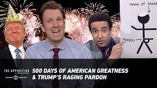 Download lagu 500 Days of American Greatness & Trump's Raging Pardon - The Opposition w/ Jordan Klepper