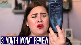 3 MONTH MONAT REVIEW | EVERYTHING YOU NEED TO KNOW