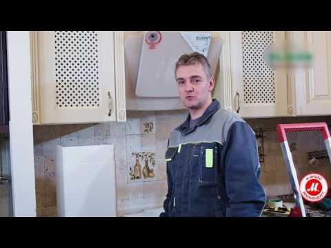 Как установить вытяжку над электроплитой