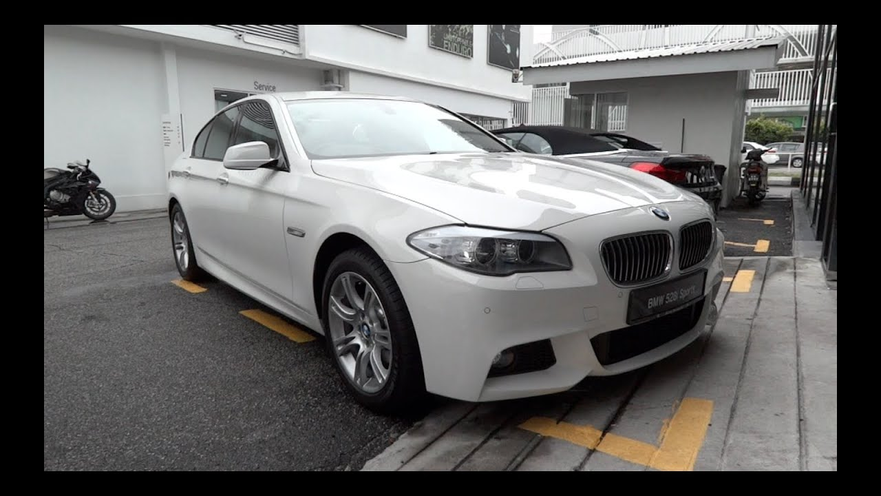 2011 BMW 528i M Sport StartUp and Full Vehicle Tour  YouTube