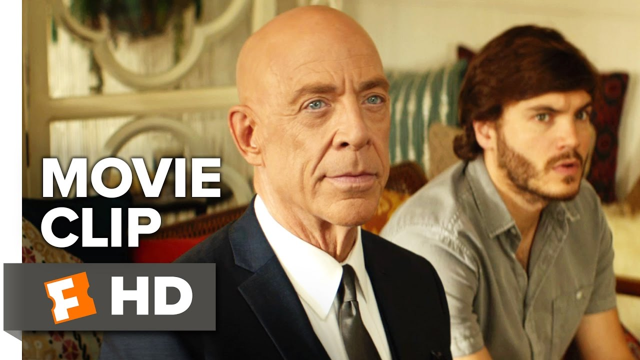 All Nighter Movie Clip Some Things Got Said 2017 J K Simmons