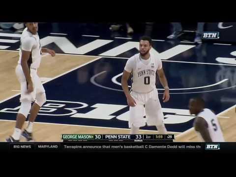 George Mason at Penn State - Men