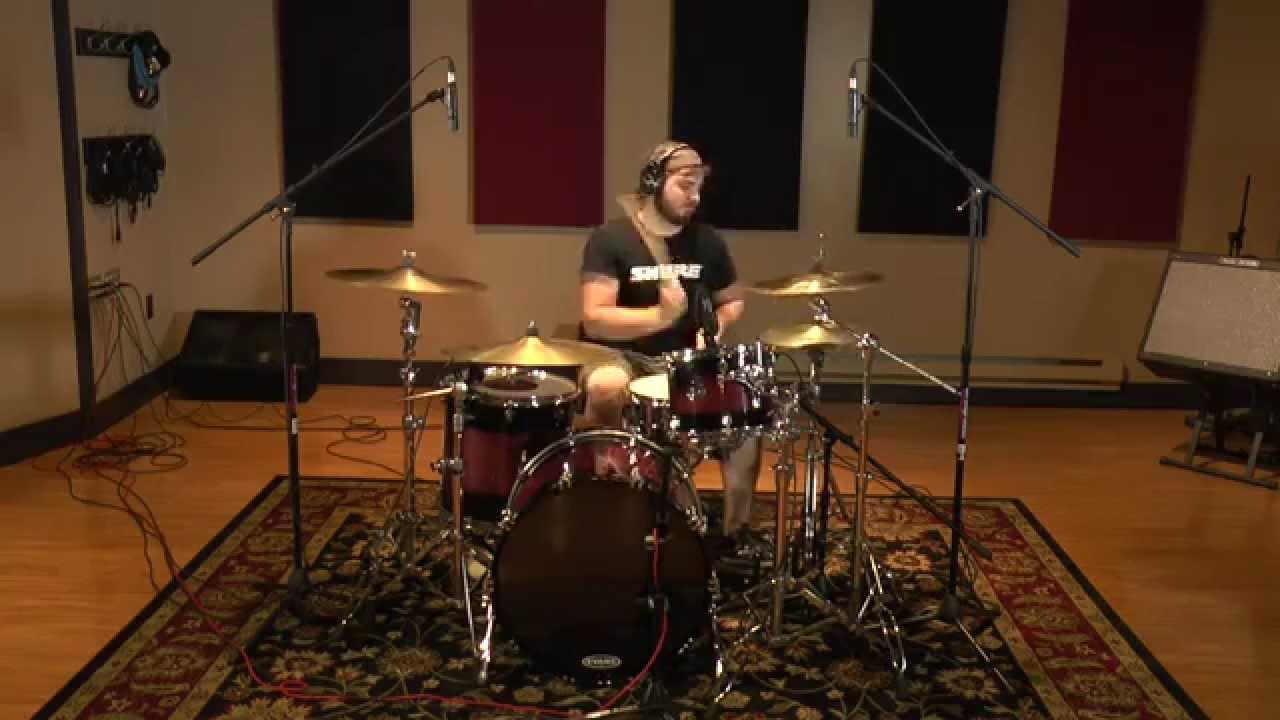 shure pga drum kit 7 pack tutorial how to mic up a drum kit youtube