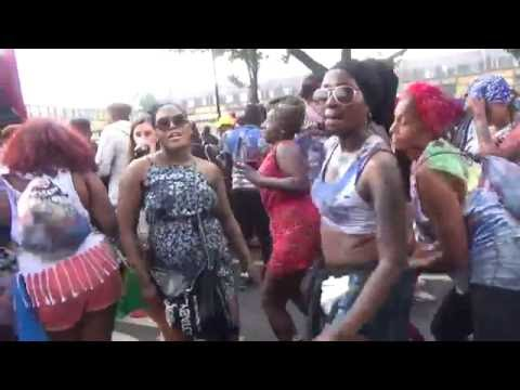 Notting Hill Carnival 28/08/2016 Sunday Part 1