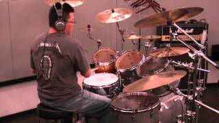 Symphony X 「Rediscovery Pt.2」Drum Cover