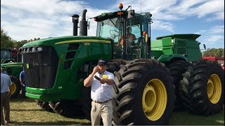 Video John Deere 9530 4WD Tractor with 578 Hours Sold Today on Michigan Farm Auction download MP3, 3GP, MP4, WEBM, AVI, FLV November 2017