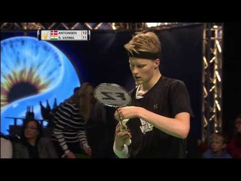 Bitburger Badminton Open 2016 | SF M2-MS | Anders Antonsen v