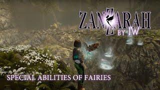 Zanzarah by JW: Special Abilities of Fairies
