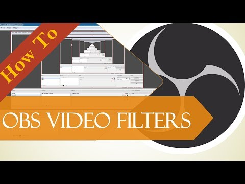 A To Z Blogs For You !: How To Apply OBS Video Filters