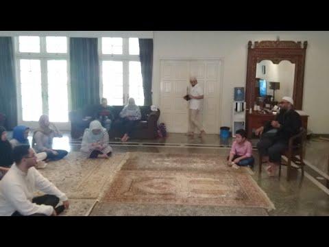 Keadaan Dalam Mesium Ka'abah - Jema'a Umroh Fath Indah Travel..