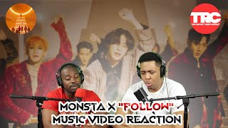 Monsta X Follow Music Video Reaction