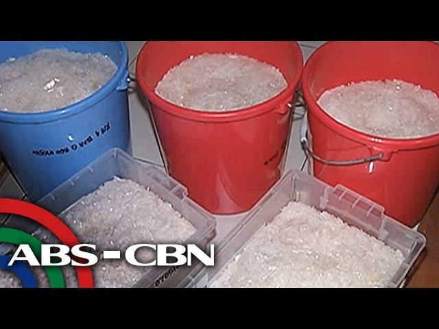 TV Patrol: Halos P2-B halaga ng shabu, nasamsam sa Las Piñas, Parañaque