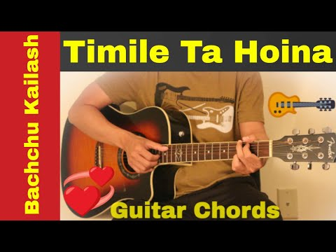 Guitar 18 guitar chords : Aaudai Jadai (Timro Nyano) - The Uglyz guitar chords and tutorial ...