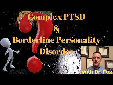 Complex PTSD and Borderline Personality Disorder - Продолжительность: 14:12