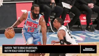 "James Harden: ""Not To Brag Or Anything, But I'm Really Good At This Game"""