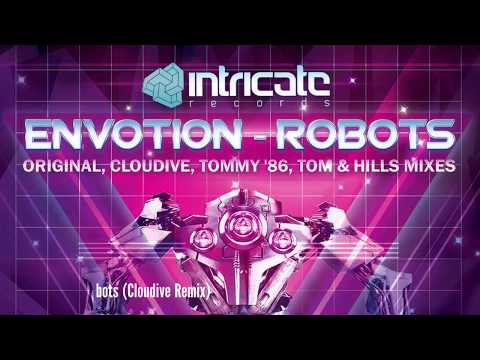 ENVOTION - ROBOTS (SINGLE) [INTRICATE RECORDS]