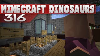 Minecraft Dinosaurs! || 316 || Back on track