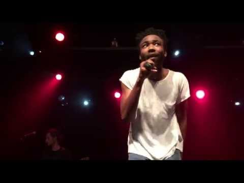 Childish Gambino - Sober (El Rey Theatre, Feb 5, 2015)