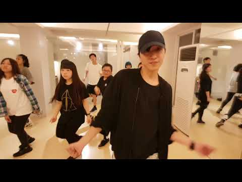 BTS - DNA dance cover class 1 by Dash/Jimmy dance