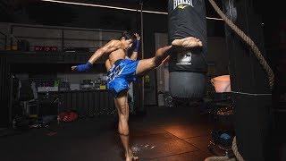 Muay Thai Şampiyonundan Ağırsağlam Teknikler! w/ Ömer İlhan Yılmaz