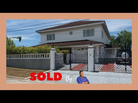 House For Sale//Caribbean Villas, Tower Isle, Jamaica (Now Available)