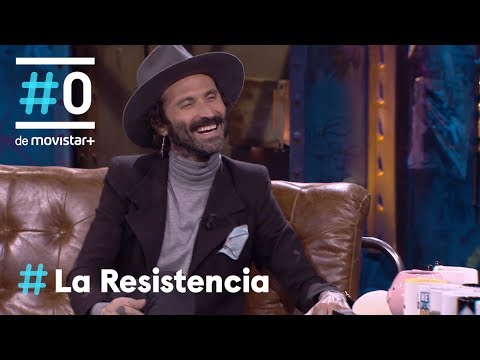 LA RESISTENCIA - Entrevista a Leiva   #LaResistencia 01.04.2019