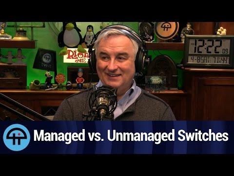 Managed vs. Unmanaged Switch for a Home Network