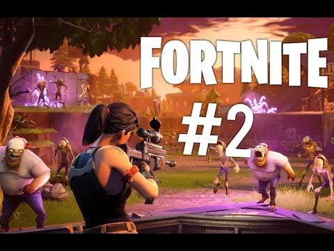 Fortnite Save The World Gameplay Walkthrough Part 2 - BEFORE AND AFTER  SCIENCE!!!