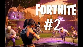 Fortnite Save The World Gameplay Walkthrough Part 2 BEFORE AND AFTER SCIENCE