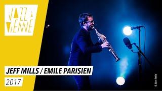 Jeff Mills / Emile Parisien - Jazz à Vienne 2017 - Live