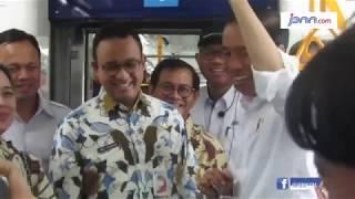 Jokowi Usai Jajal MRT Jakarta: Ini Peradaban Baru - JPNN.COM