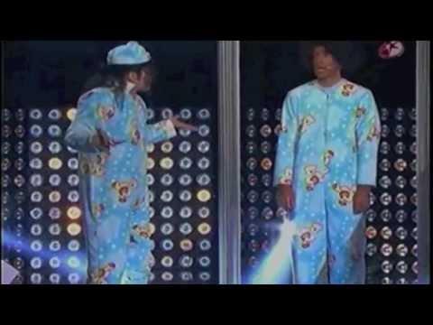 Parodiando Michael Jackson Barney