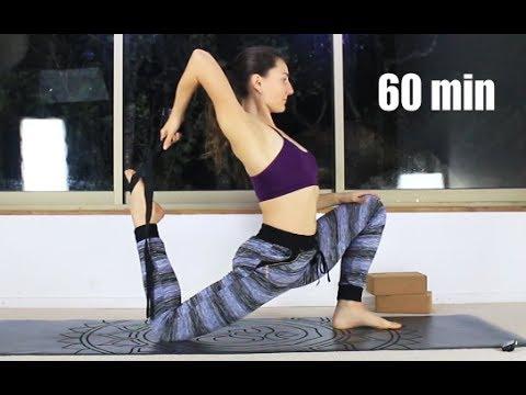 Йога для плеч и спины - прогибы уровень 1-2   Chilelavida