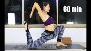 Йога для плеч и спины - прогибы уровень 1-2 | chilelavida
