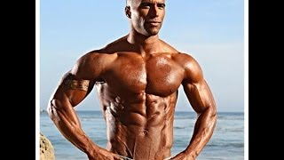 Muscular Development SHOULDER WORKOUT with Evan Shy