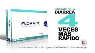 Libérate con Floratil