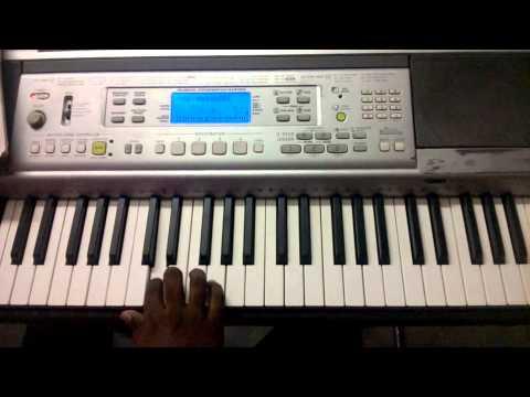 Aaa Aleluiah - Tamil Christian church song keyboard notes