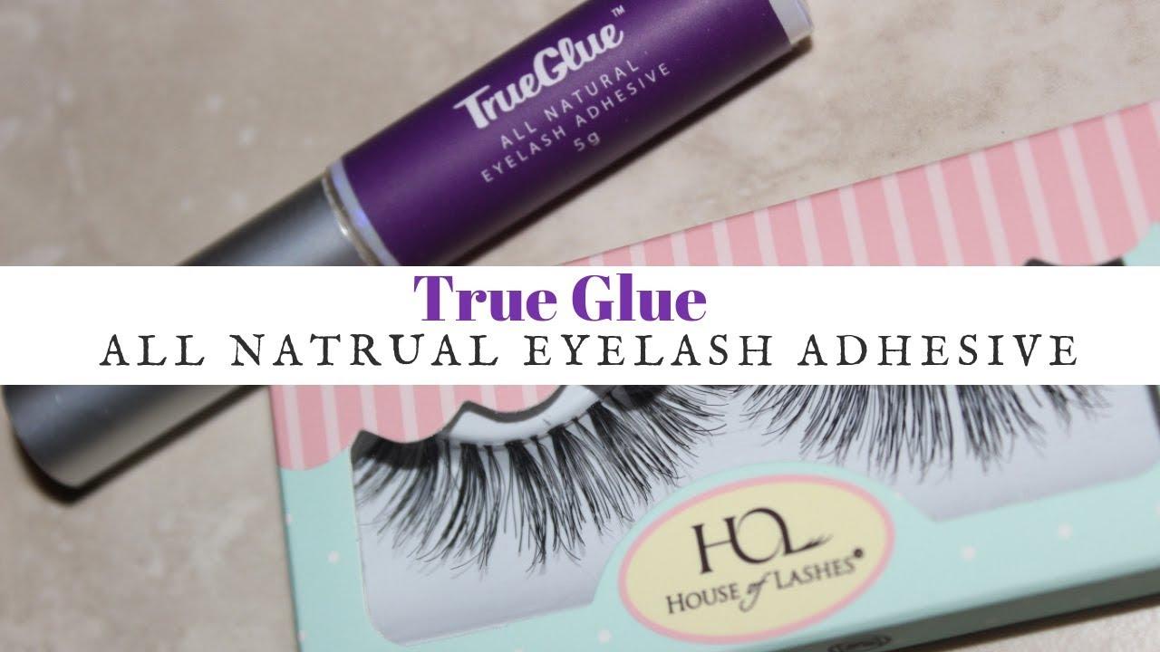 7e4b3057cbc True Glue All Natural Eyelash Adhesive (Vegan) #vegan #trueglue ...