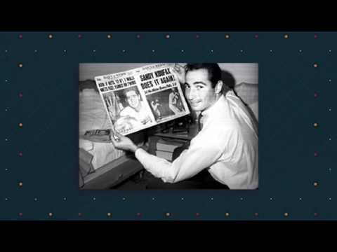 Sandy Koufax Bio