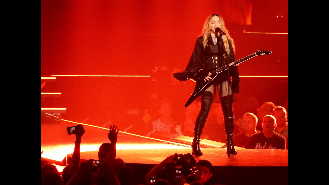 Rebel Heart Tour Dved