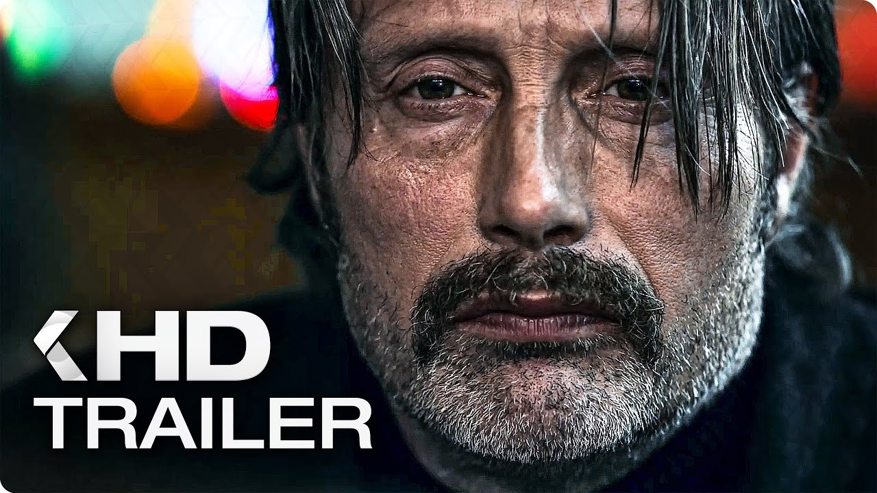 Movie Poster 2019: POLAR Trailer German Deutsch (2019) Netflix