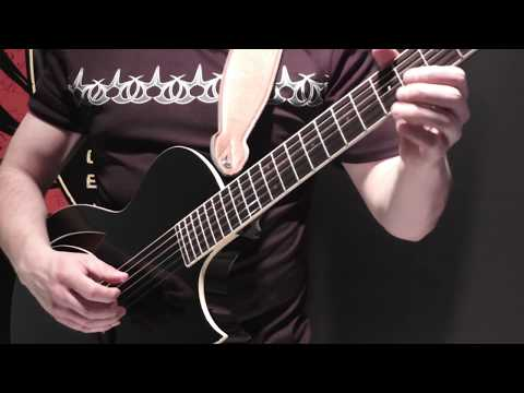 Pat Heath | LTD TL-6 BLK (Demonstration Video)